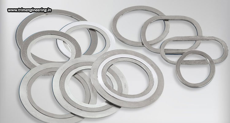 What Kinds Of Spiral Wound Gaskets Are Available? - Trim